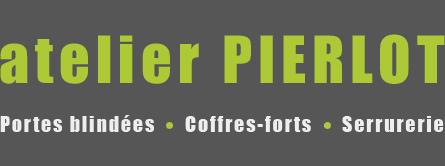 Atelier Pierlot - Portes blindées - Coffres forts - Serrures